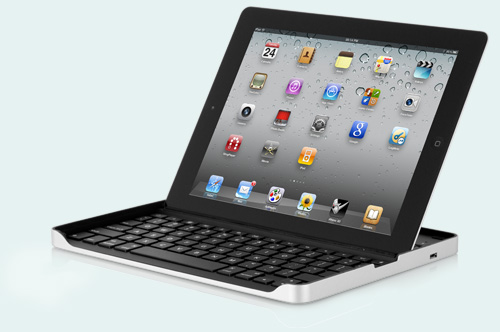 the new iPad Keyboard & Case