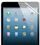 invisibleSHIELD for iPad mini